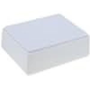 Krabička univerzální X:59mm Y:76mm Z:28mm polystyrén šedá