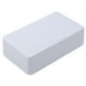 Krabička univerzální X:71,5mm Y:124mm Z:38mm polystyrén šedá