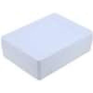 Krabička univerzální X:90mm Y:120mm Z:38mm polystyrén šedá