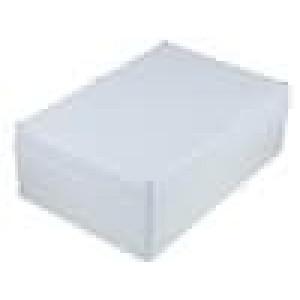 Krabička univerzální X:190mm Y:280mm Z:95mm polystyrén šedá IP55