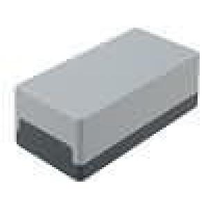 Krabička univerzální X:50mm Y:100mm Z:40mm polystyrén černá IP40