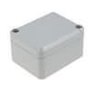 Krabička univerzální EUROMAS II X:50mm Y:65mm Z:37mm ABS šedá
