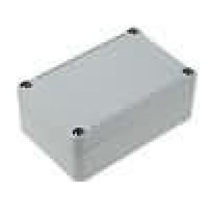 Krabička univerzální EUROMAS II X:64mm Y:98mm Z:38mm ABS šedá