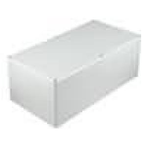 Krabička univerzální EUROMAS II X:160mm Y:300mm Z:120mm ABS šedá