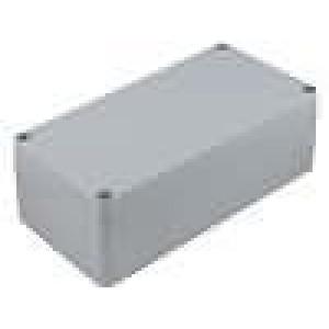 Krabička univerzální EUROMAS X:120mm Y:220mm Z:80mm hliník IP66