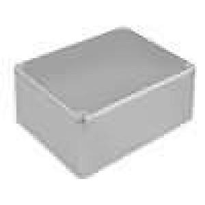 Krabička univerzální 1550 X:90mm Y:115mm Z:55mm hliník IP54