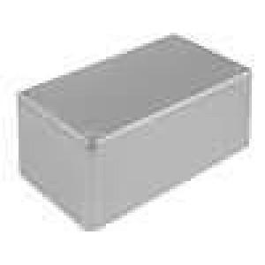 Krabička univerzální 1550 X:64mm Y:115mm Z:55mm hliník IP54