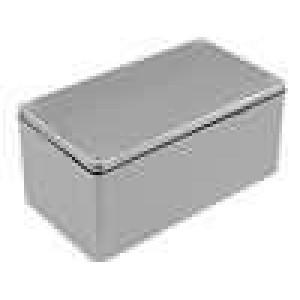 Krabička univerzální 1550 X:64mm Y:115mm Z:55mm hliník IP66