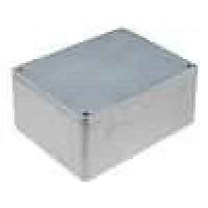 Krabička univerzální 1550Z X:90,4mm Y:115,4mm Z:55,4mm hliník