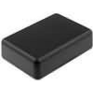 Krabička univerzální 1551 X:35mm Y:50mm Z:15mm ABS černá IP54