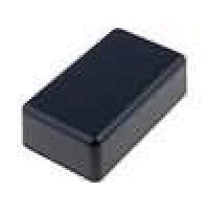 Krabička univerzální 1551 X:35mm Y:60mm Z:17mm ABS černá IP54