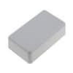 Krabička univerzální 1551 X:35mm Y:60mm Z:17mm ABS šedá IP54