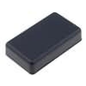 Krabička univerzální 1551 X:35mm Y:60mm Z:15mm ABS černá IP54