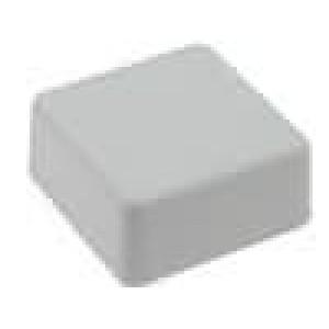 Krabička univerzální 1551 X:40mm Y:40mm Z:20mm ABS šedá IP54