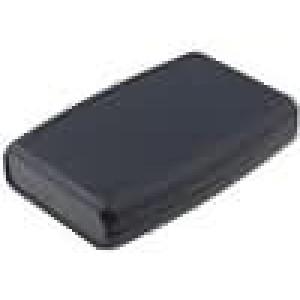 Krabička univerzální 1553 X:79mm Y:117mm Z:24mm ABS černá