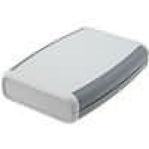 Krabička univerzální 1553 X:79mm Y:117mm Z:24mm ABS šedá