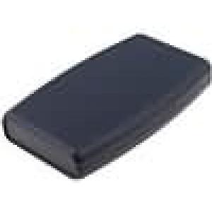 Krabička univerzální 1553 X:89mm Y:147mm Z:24mm ABS černá
