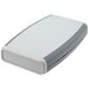 Krabička univerzální 1553 X:89mm Y:147mm Z:24mm ABS šedá