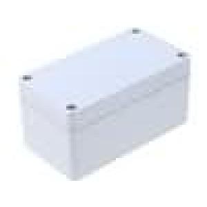 Krabička univerzální 1554 X:65mm Y:120mm Z:60mm polykarbonát