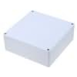 Krabička univerzální 1554 X:160mm Y:160mm Z:60mm polykarbonát