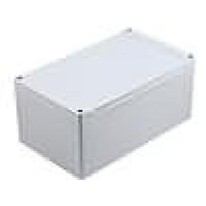 Krabička univerzální 1555 X:120mm Y:200mm Z:90mm ABS šedá IP66