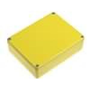 Krabička univerzální 1590 X:94mm Y:119mm Z:34mm hliník