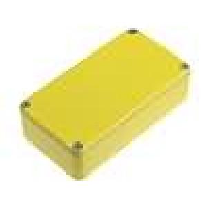Krabička univerzální 1590 X:60mm Y:112mm Z:31mm hliník
