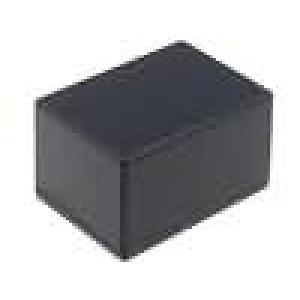 Krabička univerzální 1590 X:38mm Y:52mm Z:31mm hliník černá IP54