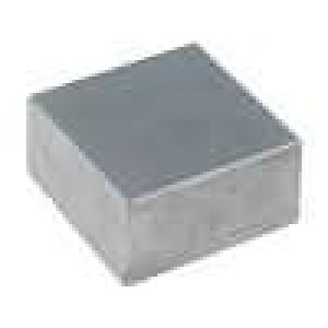 Krabička univerzální 1590 X:50mm Y:50mm Z:21mm hliník šedá IP54