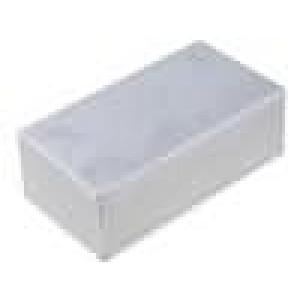 Krabička univerzální 1590 X:82mm Y:153mm Z:50mm hliník šedá IP54