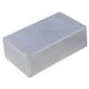 Krabička univerzální 1590 X:111mm Y:192mm Z:61mm hliník šedá