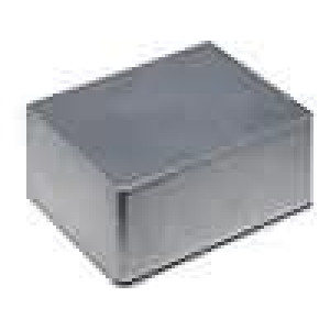 Krabička univerzální 1590 X:94mm Y:120mm Z:53mm hliník šedá IP65