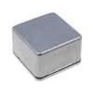 Krabička univerzální 1590 X:51mm Y:51mm Z:27mm hliník šedá IP65