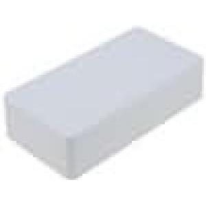 Krabička univerzální 1591 X:62mm Y:112mm Z:31mm ABS šedá IP54