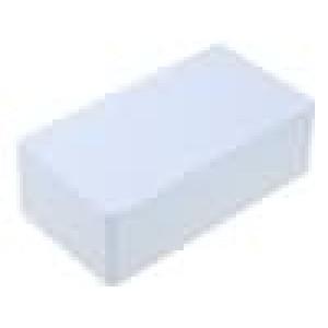 Krabička univerzální 1591 X:65mm Y:120mm Z:40mm ABS šedá IP54