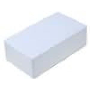 Krabička univerzální 1591 X:110mm Y:191mm Z:61mm ABS šedá IP54