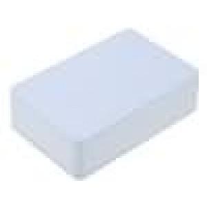 Krabička univerzální 1591 X:56mm Y:85mm Z:25mm ABS šedá IP54