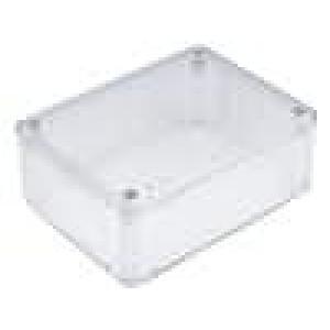 Krabička univerzální 1591 X:82mm Y:110mm Z:40mm polykarbonát