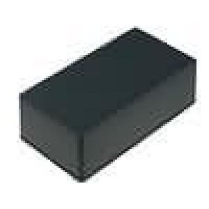 Krabička univerzální 1591 X:82mm Y:152mm Z:50mm ABS černá IP54