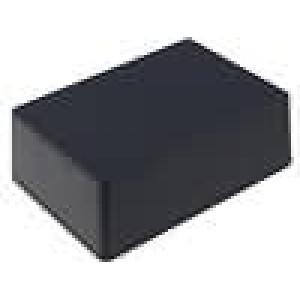 Krabička univerzální 1591 X:82mm Y:110mm Z:43mm ABS černá IP54