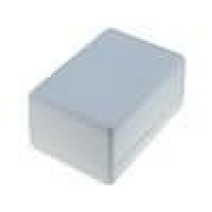 Krabička univerzální 1594 X:56mm Y:81mm Z:40mm polystyrén šedá