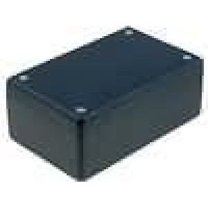 Krabička univerzální 1594 X:66mm Y:105mm Z:45mm polystyrén černá