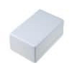 Krabička univerzální 1594 X:66mm Y:105mm Z:45mm polystyrén šedá