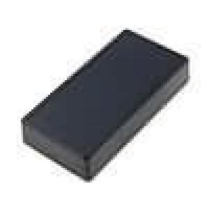 Krabička univerzální 1599 X:85mm Y:170mm Z:35mm ABS černá IP54