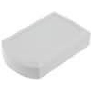 Krabička univerzální X:46mm Y:73mm Z:17mm ABS šedá