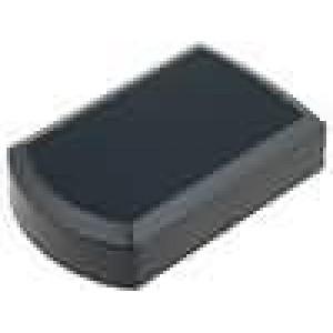 Krabička univerzální X:57mm Y:92mm Z:22mm ABS černá