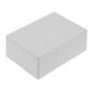 Krabička univerzální X:36mm Y:50mm Z:20mm ABS šedá