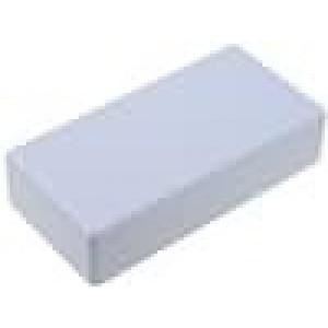 Krabička univerzální X:50mm Y:100mm Z:25mm polystyrén šedá IP40