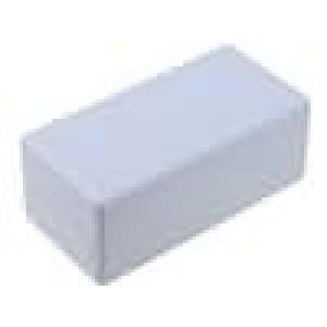 Krabička univerzální X:50mm Y:100mm Z:40mm polystyrén šedá IP40