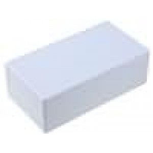 Krabička univerzální X:65mm Y:120mm Z:40mm polystyrén šedá IP40